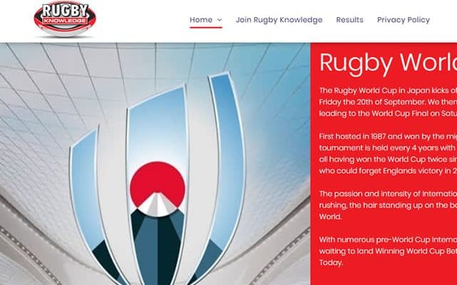 Rugby World Cup 2019 tips and reviews
